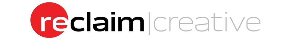 reclaim|creative logo
